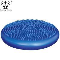 "PVC Balance Stability Disc , 13"" Balance Air Cushion For Children Sitting Still Training"