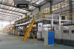 OEM 3 Ply Automatic Corrugated Box Plant Paperboard Making