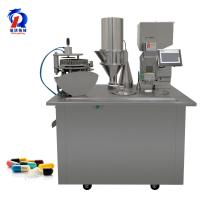 50Hz 2.12kw Semi Automatic Capsule Filling Machine With 12 Months Warranty