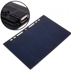 China Waterproof Solar Mobile Phone Charger , 5W 5V Solar Battery Charger For Phone on sale