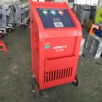 Vacuum Refill R134a Refrigerant Recovery Machine , Air Conditioning Charging Equipment
