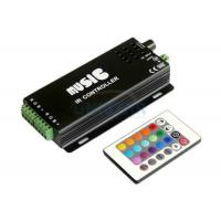 120W 12V LED Tape Light Music Sound IR Controller With 24 Key Remote 3 Years Warranty
