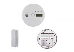 China House CO Detector Alarm Detecting Poisonous CO Gas With Long Life Glass Fiber PCB on sale