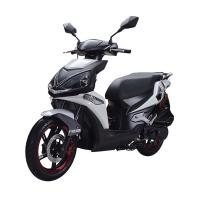 Hand Brake Adults Street Legal Gas Scooter AH1P52QMI Engine 200mm Ground Clearance
