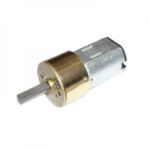 China 14mm 5V / 6V / 12V Metal Gear-box motor DC Gear Motor Low Noise andHigh precision gear on sale