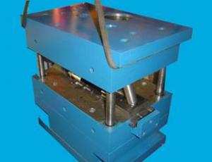 China 45# 700*450*500mm high pressure  vacuum  gravity Die casting Mould For Electronic Products on sale