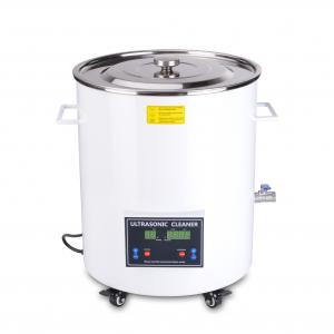 China 44L 900W Barrel Blind Cleaning MachineSS 304 With Timer Heater Industrial Grade on sale