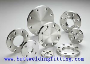 China 20'' Duplex Stainless Steel Sockt Weld Flange 2507 2205 2304 153MA 253MA on sale