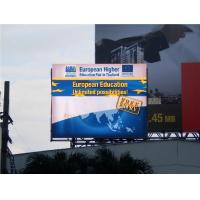 High Definition P5 Outdoor Full Color LED Screen 40000 Dots/Sqm Pixel Density