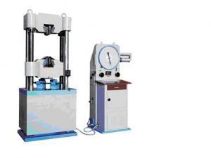 China WE-600A Dia Display Hydraulic Universal Testing Machine on sale