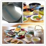 Round Aluminum Circle Disc for Making Aluminum Cookwares Pots or Pizza Pans