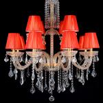 Quoizel chandelier Gold Color For home Decoration Lighting (WH-CY-141)