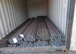 China Diameter 10-350 Mm Mechanical Hot Rolled Steel Round Bar 1045 / S45C Carbon Steel on sale