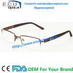 China New model fashion italy design latest glasses b titan eyewear frames optical frame wholesale