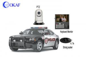China Small Wireless Outdoor Vehicle PTZ Camera Set 720P AHD Signal 1 Year Warranty on sale