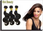 Extensões brasileiras naturais do cabelo humano do Virgin da onda do corpo para mulheres negras