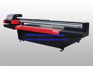 China Máquina de impressão de alumínio da cabeça de cópia do Ricoh Gen5 para produtos com impressão do verniz on sale