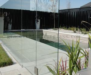 China clear tempered glass / Ultra clear toughened glass / China safety glass on sale