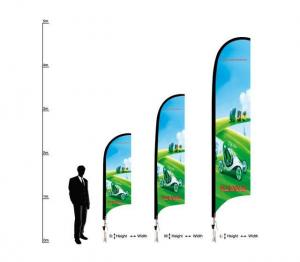 China Flying Banner / Banner Stand on sale