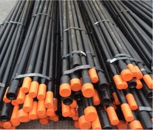 China T38 MM/ MF Extension Drill Rod Drilling Rods And Bits For Geothermal Drilling on sale