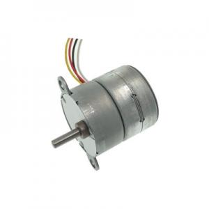 China Two Phase Geared Stepper Motor with High Precision Gear 0.15° Step Angle on sale