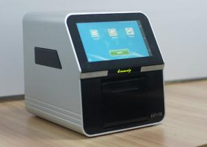 China Continuous Flow Veterinary Biochemistry Analyzer Multiple Languages Available on sale