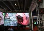 Full Color P6 Indoor Rental LED Display 27777 Dots/Sq.m Pixel Density Silence Operation