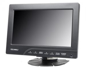China 7 800x480 TFT LCD Touch Monitor with HDMI,VGA,Video,Audio inputs ,AV Reverse Camera First on sale
