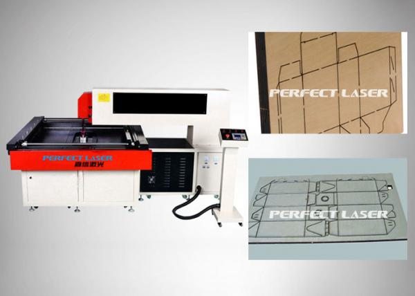 Paper Laser Die Cutting Machine 900 900mm With Cnc