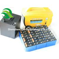 China 60Volt 120Ah Lifepo4 Rechargeable Battery ,  Lifepo4 Starter Battery For Car Jump on sale