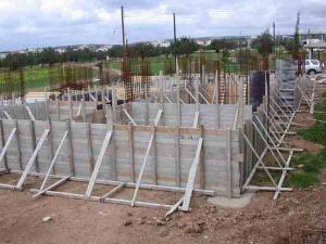 China poutre en acier pour système des pavés/en plastique de coffrage pour les structures en béton on sale