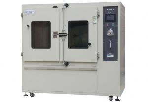 China Motor Vehicle Aging Test Chamber Environmental Floating Dust Proof Sand Test Chamber on sale