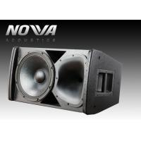 400w Power Nightclub Speaker Systems 8Ohm Impedance For Event / KTV