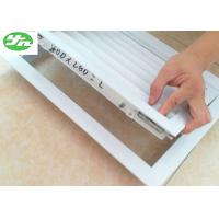 Aluminum Alloy Frame Return Air Vent Grille Air Conditioning Vent Covers
