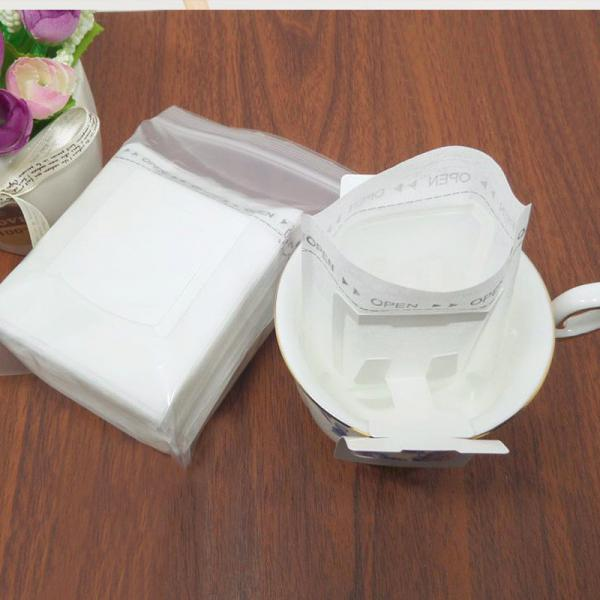 Portable Disposable Drip Coffee Filter Bags Moisture Proof For Travel Images