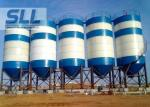 High Performance 50 Ton Cement Storage Silo With ISO / CE / SGS Certificate