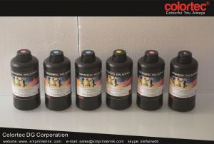China UV ink for epson dx5 dx7 uv printers on sale