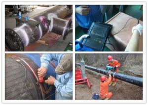 China Professional Non Destructive Testing Services Evaluate Material Properties on sale