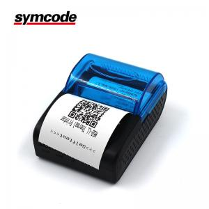 China Mini Restaurant Mobile Thermal Receipt Printer Easy Paper Loading For SDK Android on sale