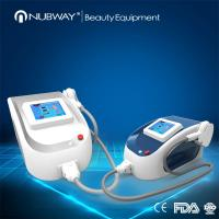 Home Model Diode Laser Whole Body Hair Removal Machine 808nm For Male / Female