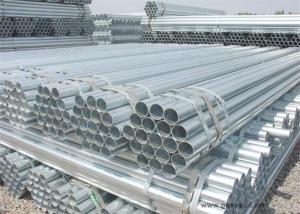 China Black Cold Drawn Seamless Steel Pipe Tube Galvanized Coating Rust Proof on sale