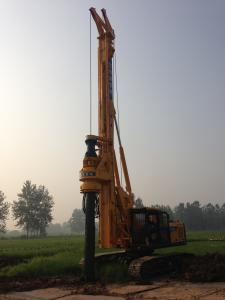 China XCMG XR150L/XR180L/XR200L rotary drilling machine  working in the lower space on sale