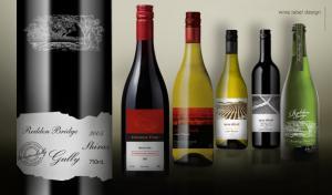 China Custom Wine Labels on sale