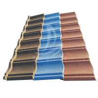 New Zealand Stone Coated Roofing Sheet Nigeria Wholesale Price Metro Tiles