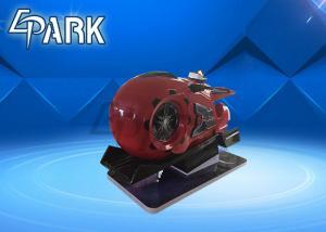 China Crazy Motorbike 9D VR Simulator , Arcade Racing Car Game Machine on sale