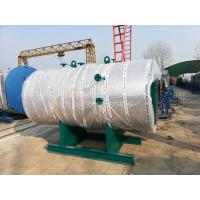 WDR Industrial Horizontal Automatic Electric Heating Water Steam Boiler for Home Heating