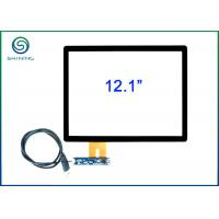 12.1 Inch Multi Touch Screen Panel With Projected Capacitive Technology For EPoS Terminals