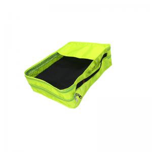 China Nylon and Mesh Travel Portable Storage Bag Comfortable For Luggage Clothes on sale