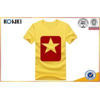 Various Colors Customize Your Own Shirt , Simple Design O - Neck T Shirts
