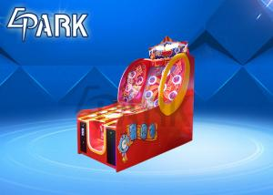 China Colorful Lights Amusement Game Machines Arcade Throwing Ring Super Game Machine To Win Ticket on sale